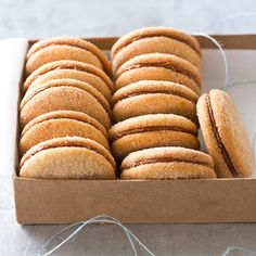 ### A Minneapolis baker's winning cookie: DULCE DE LECHE AND CINNAMON SANDWICH COOKIES Makes about 2 dozen sandwich cookies FROM Cook's Country IN Table Talk | StarTribune.com| Taste