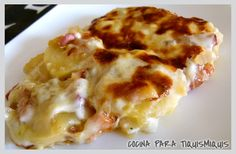 TARTIFLETTE Lasagna, Macaroni And Cheese, Ethnic Recipes, Food, Cooking Recipes, Mac And Cheese, Essen, Meals, Yemek