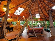 Vacation in a treehouse | Food + Travel | PureWow National
