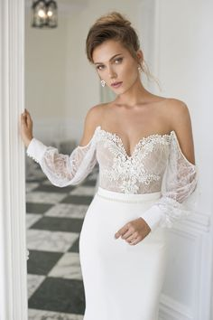 Julie Vino Trunk Show March 20-22: http://www.stylemepretty.com/mid-atlantic-weddings/2015/03/05/julie-vino-trunk-show-at-soliloquy-bridal-couture/