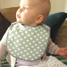 Fable Baby & Nursery — We have created our bibs from lovely hand printed...