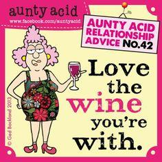 Aunty Acid Quotes | Aunt Acid Quotes