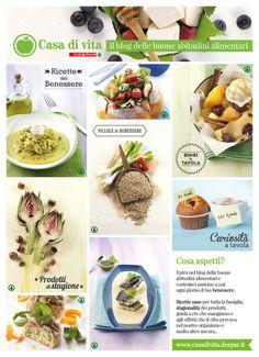 Pagina pubblicitaria DiVita magazine n. aprile 2013  |  despar.it