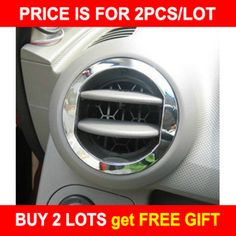 Find More Stickers Information about 2pc/lot abs for Chevrolet New sail (2010 2014)/ Aveo 2010 T250 outlet of sequins Air conditioning ring Decorative sheet,High Quality outlet converter,China sheet magnet Suppliers, Cheap sheet storage from PaiKoo Company on Aliexpress.com
