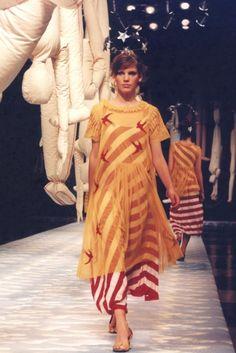 Zuzu Angel foi tema da coleção de Ronaldo Fraga