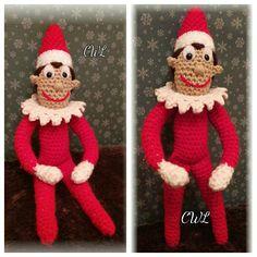 Elf on the shelf x