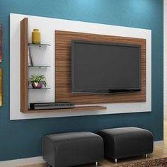 elcon new project . Tv Unit Furniture Design, Tv Unit Interior Design, Tv Wall Design, House Design, Tv Unit Decor, Tv Wall Decor, Deco Tv, Tv Wanddekor, Lcd Panel Design
