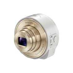 #Sony Cyber-Shot DSC-QX10 with 22% #discount. Digital Compact, 18.2 Megapixel, USB, Memory Stick Micro, MicroSD, MicroSDHC, MicroSDXC, 90 g. Buy now at £114.99. http://www.comparepanda.co.uk/product/12915348/sony-cyber-shot-dsc-qx10