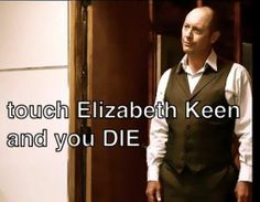 the blacklist for the love of reddington | Like · Comment · Share