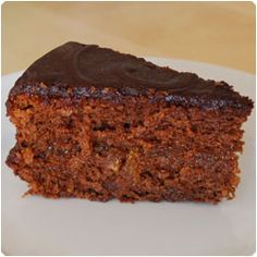 """The """"Sacher Torte"""" is a famous chocolate cake from Vienna, Austria."""