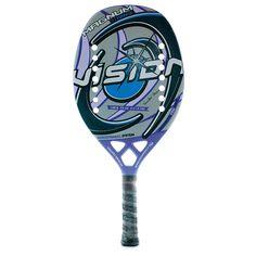 4160a7b5d Vision Magnum Strange 2012     - Magnum racket for beach tennis is with  blue kevlar