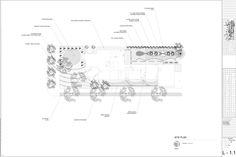 Native Plantings - Schematic Design - Site Layout - East Landscape Architecture