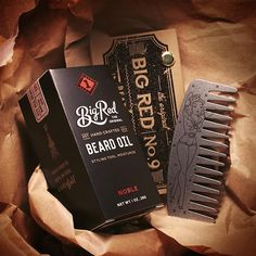 Here at Big Red we'll be bringing the holiday cheer with 24 hour giveaways throughout the season. First up, anyone want a metal Pinup ‪#‎beardcomb‬ & beard oil? Winner drawn in 24 hours! Rules: Follow us, like and repost this with the hashtag #BRBC24 and tag a bearded brother  good luck and beard on.  #bigredbeardcombs #pocketcomb #comb #beardcomb #beardcare #girlswholovebeards #beardstyle #beardgame #beardgang #facialhair #beard #bearded #noshave #beardstildeath