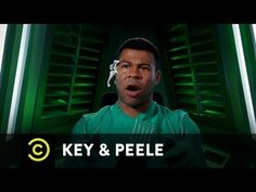 "This skit, called ""Key and peele: Power Falcon"", is made by Comedy Central and shows how racism is viewed in todays society. In this skit, the members are calling the green falcon ""black falcon"" because he is black. This is interesting because even though they are calling him ""black falcon"", the get offended when he asks, ""why isn't the Asian girl 'yellow falcon?'"". This is a great example of how the media views racism today; they think it's a joke."