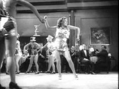 "Wonderful dance number by Joan Crawford, from the racy pre-code film ""Dance, Fools, Dance!"" 1931"