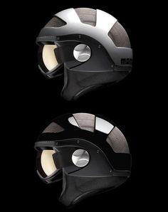 MOMODESIGN Ice Helmet