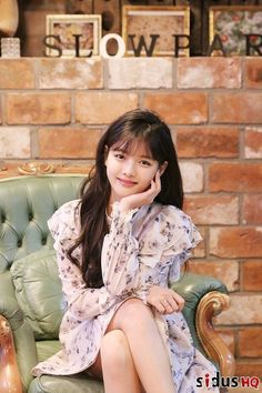 Kim Yoo-jung (김유정) - Picture @ HanCinema :: The Korean Movie and Drama Database Korean Actresses, Korean Actors, Actors & Actresses, Korean Idols, Park Bo Gum Wallpaper, Kim You Jung, Beautiful Chinese Girl, Kim Jaehwan, Ji Chang Wook