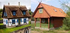 Proiecte de case in stil traditional polonez