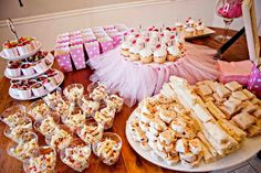 Tutus and Ties Tea Party