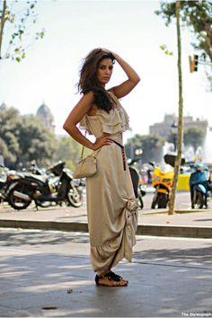 Grecian.