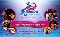 Concierto limpio Son Atlántico | Canarias Free