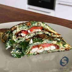 Lchf, Vegetable Pizza, Feta, Sushi, Sandwiches, Food Porn, Low Carb, Chicken, Breakfast