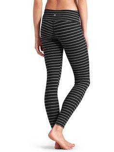 Stripes Chaturanga Tight Product Image