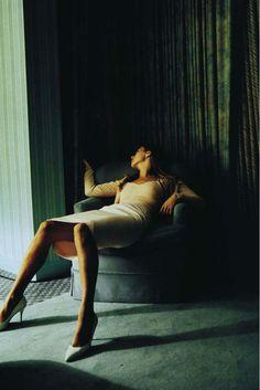 Kate Moss by Glen Luchford