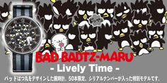 Bad-Badtz Maru wristwatch (´∀`*) サンリオ | sanrio | アクセサリー | U-TREASURE by K.UNO
