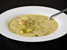 What's for dinner?: Polish soup at its finest!