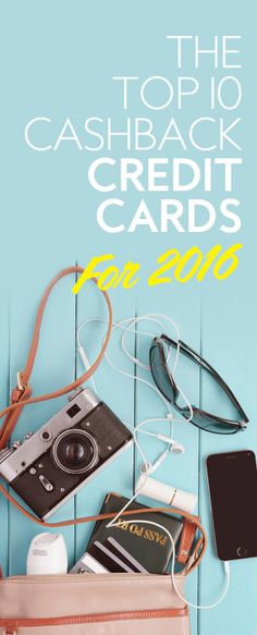 You're already spending money on something you need - so why not get 1-2% cash back on your purchases?    These are the 10 best cash back rewards credit cards of 2016