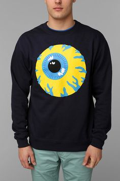 Mishka Keep Watch Sweatshirt #urbanoutfitters