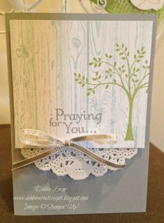 Debbie's Creative Spot: Thought and Prayers