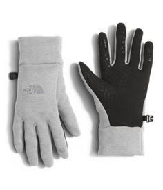 This smooth-face stretch-fleece glove with touchscreen-connectivity is twice as warm as our traditional Etip™ gloves.