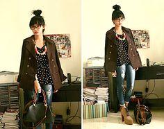 Such a fashionista!