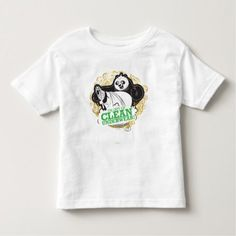 Shop Po Ping - I'm Clean out of Underwear Toddler T-shirt created by kungfupanda. Personalize it with photos & text or purchase as is! Dinosaur Shirt, Cartoon T Shirts, Basic Colors, Toddler Outfits, Cotton Tee, Shirt Style, Colorful Shirts, Underwear, Mens Tops