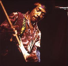 Jimi Hendrix #genius