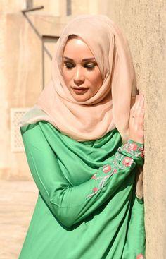 چگونه استایل زیبا و با حجاب داشته باشید؟؟ تصاویر
