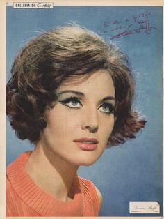 Actress Leonora Ruffo, 1967.