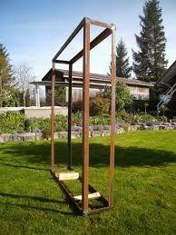bildergebnis f r sichtschutz mit brennholz got wood bbq like a boss. Black Bedroom Furniture Sets. Home Design Ideas