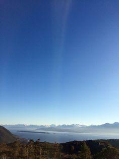 Вид с горы в Норвегии😊😊