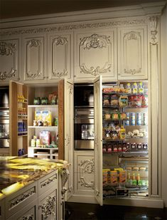 Examine this necessary graphics in order to look at today points on Classy Kitchen Decor Luxury Kitchen Design, Best Kitchen Designs, Luxury Kitchens, Home Kitchens, Tuscan Kitchens, Living Room Kitchen, Home Decor Kitchen, Rustic Kitchen, Kitchen Interior