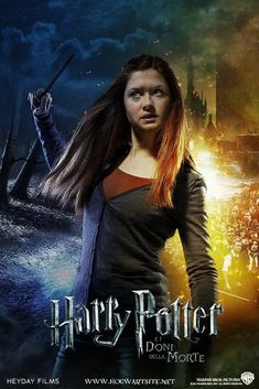 Harry Potter Girl, Harry Potter Puns, Harry Potter Poster, Harry Potter Cosplay, Harry Potter Hermione, Harry Potter Characters, Harry Potter Universal, Ginny Weasley, Hermione Granger
