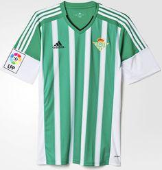 Adidas Betis 15-16 Kits Released - Footy Headlines