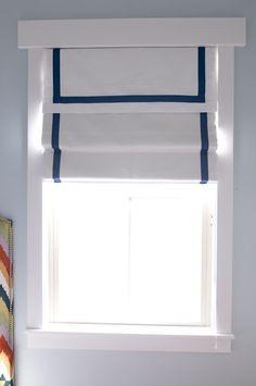 6th Street Design School | Kirsten Krason Interiors : House Tour  basic window coverings..