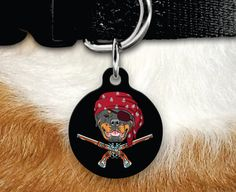 Rottweiler Pet ID Tag - Rottweiler - Rottweiler Gift - Rottweiler Dog Tag - Dog Tag for Dogs -Double Sided Pet Tag-Personalized Pet Gifts by MysticCustomDesignCo on Etsy
