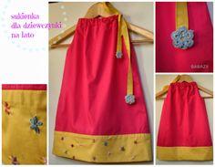BABAZII: Sukienka dla małej damy