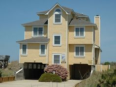 Great Views in Nags Head 6 br no pool