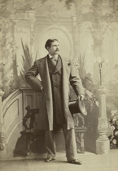 1890s mens fashion | DevilInspired Gothic Victorian Dresses