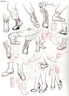 Shoes; How to Draw Manga/Anime                                                                                                                                                                                 More